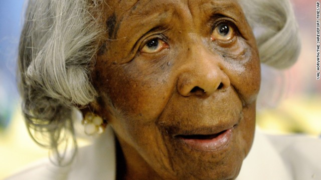 Mississippi Winn was born on March 31, 1897, in Benton, Louisiana, and she lived to be 113. She maintained her independence until age 103; at 105, she was still walking and working out daily at a local track. Winn said exercise and an optimistic attitude helped her stay healthy for most of her life. She worked primarily as a domestic and child caretaker. She died in January 2011.