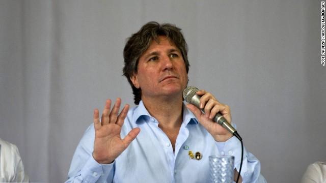 Vicepresidente de Argentina comparece ante un juez por un caso de presunta corrupción