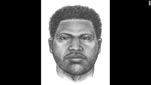"""The suspect has been described as a """"heavy set"""" black male, approximately 6 feet tall, between ages 25 and 35."""