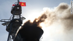 Brinksmanship up close in South China Sea