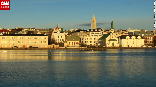 It's already <a href='http://ireport.cnn.com/docs/DOC-1125461'>summer in Iceland</a>, where the country has a public holiday in April to mark the season's arrival. The early start date has its origin with the old Norse calendar, which divided the year into only two seasons, winter and summer.