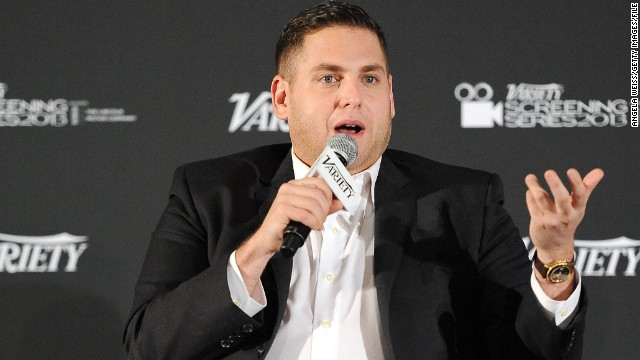 "Jonah Hill has also owned up to yelling a homophobic slur at a paparazzo, which was seen on a video released by TMZ on Tuesday, June 3. The actor said to the photographer, ""Suck my d---, you f-----."" He later told radio host Howard Stern that he was frustrated by his own words: ""From the day I was born and publicly I've been a gay rights activist. ... I played into exactly what (the paparazzo) wanted and lost my cool. And in that moment, I said a disgusting word that does not at all reflect how I feel about any group of people."""