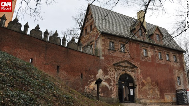<strong>24. Hidden castles</strong> iReporter Ashmeet Singh said Poland's best attraction is its <a href='http://ireport.cnn.com/docs/DOC-1139099'>hidden castles</a>. Pictured here is Grodno castle near the city of Swidnica.