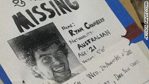 Nearly nine years after he vanished, police keep an open file on Ryan Chambers.