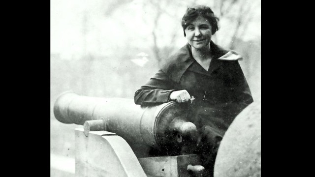 Loretta Perfectus Walsh enlisted in the United States Naval Reserve in March 1917, becoming the first active-duty woman in the Navy and the first U.S. military woman who wasn't a nurse.