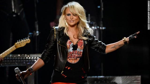 Miranda Lambert's 'Platinum' shines