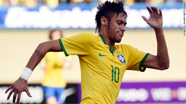 Neymar (Brazil): One of the youngest players for the host team has a nice resume, including a stint with Real Madrid's youth team before signing his first professional contract at 17. Despite a mediocre debut this past season with powerhouse Barcelona, the 22-year-old has 31 goals in 48 appearances for Brazil and was controversially left off the 2010 World Cup team. Expect him to find the net, especially when you consider his wildly talented supporting cast.