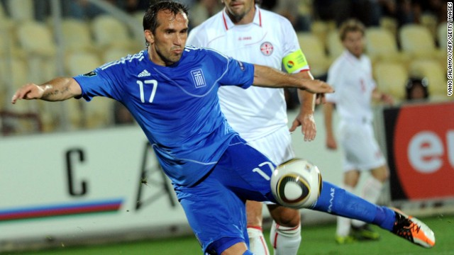 Theofanis Gekas (Greece): Greece doesn't have any major stars on the international stage. Nor does it have overtly dangerous goal scorers. So it'll be interesting to see how Gekas, a 34-year-old club journeyman, performs in a relatively weak group. With 24 international goals and a ton of experience -- including club stints in Turkey, Spain, Germany, England and Greece -- he has the wherewithal to make a difference.