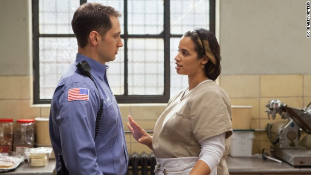 Prison guard John Bennett (Matt McGorry) and inmate Dayanara 'Daya' Diaz (Dascha Polanco) begin an illicit prison love affair that puts his job at risk.