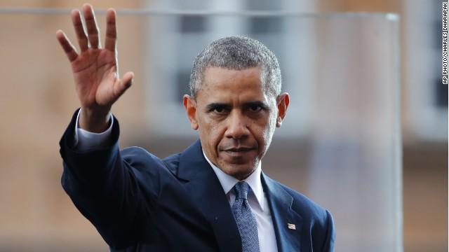 Revelan la rutina de ejercicio de Obama, aunque su seguridad no estuvo en riesgo