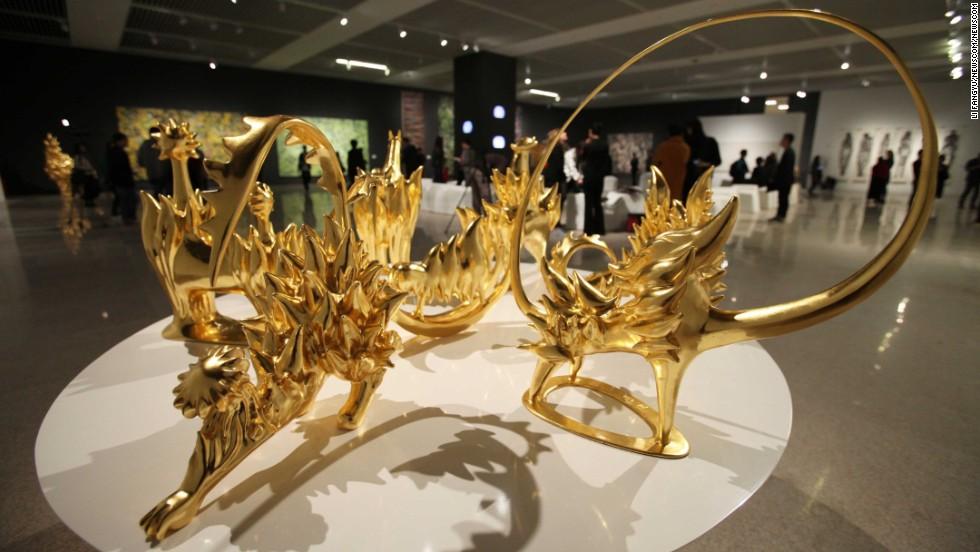 3. Museo Nacional de China, Beijing