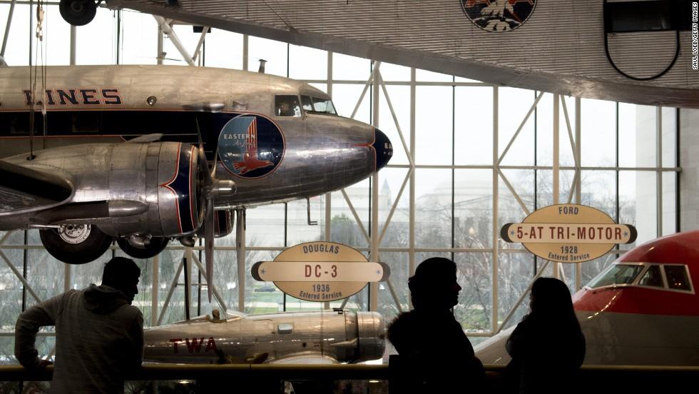 4. Museo Nacional del Aire y el Espacio