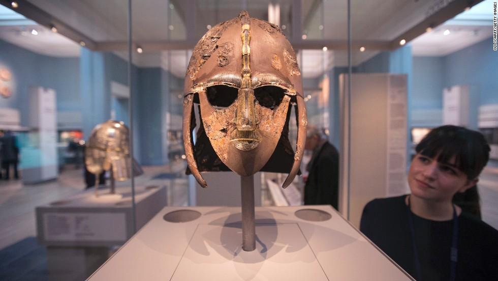 5. Museo Británico, Londres