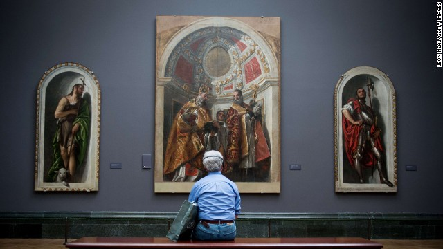 The National Gallery in London saw a nearly 17% spike in attendance in 2013, jumping from about 5.2 million visitors in 2012 to 6 million visitors in 2013.