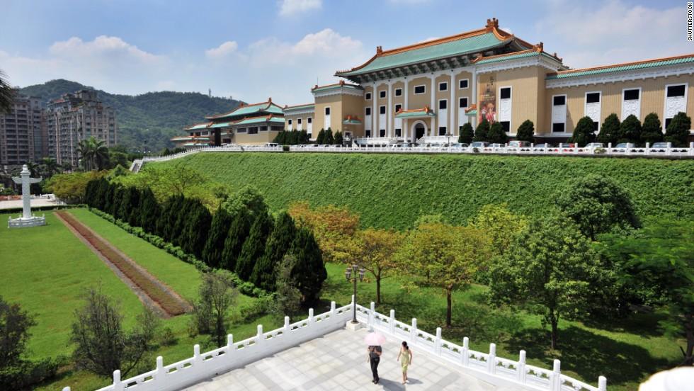 13. Museo Nacional del Palacio, Taiwán