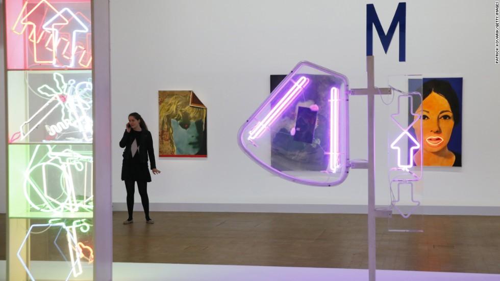 15. Centro Pompidou, París