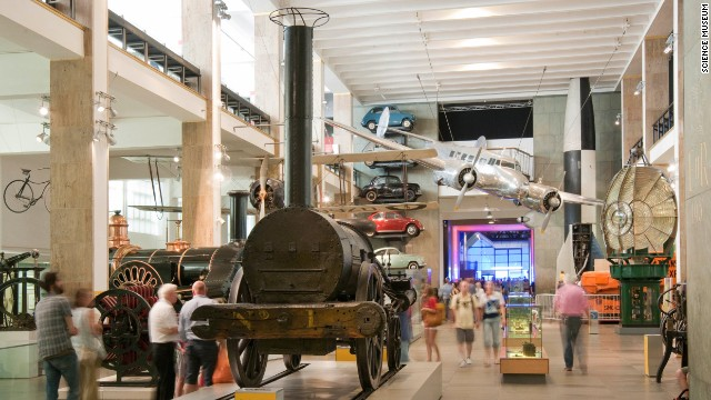 Another London museum, the Science Museum in South Kensington, also saw about 3.3 million visitors in 2013.