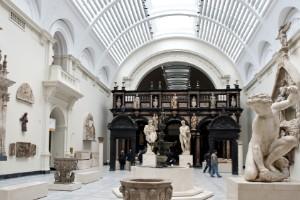 20. Museo de Victoria y Alberto, Londres