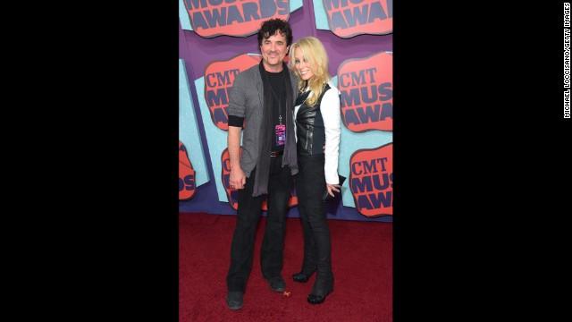 Scott Borchetta and Sandi Spika Borchetta
