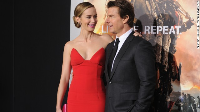 'Edge of Tomorrow': How Emily Blunt almost killed Tom Cruise