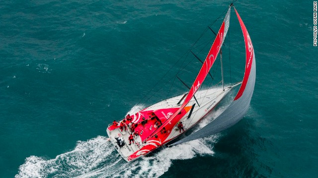 Charles Caudrelier warns that the southernmost portion of the race will be the most dangerous, when the boat is farthest from any potential rescue operation