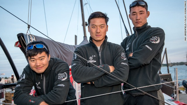 Nine months racing at sea, with one change of clothes and barely any sleep. Could you join these sailors? Here's how life would look...