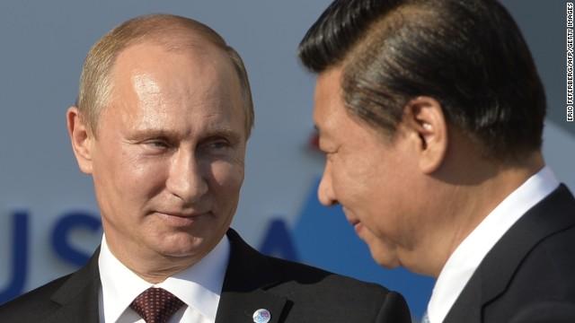 The big winner from Ukraine crisis? China