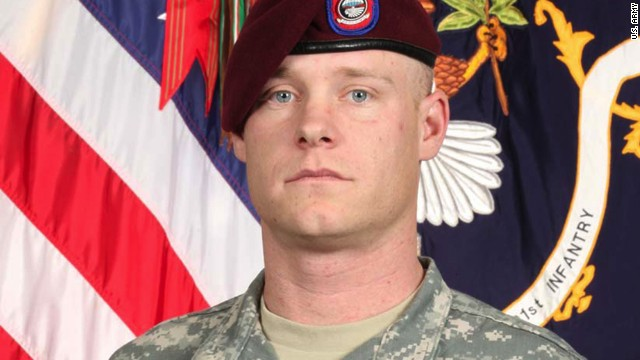 Staff Sgt. Clayton Patrick Bowen, killed on August 18, 2009.