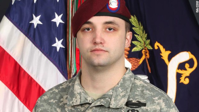 Staff Sgt. Michael Chance Murphrey, killed in September 2009.