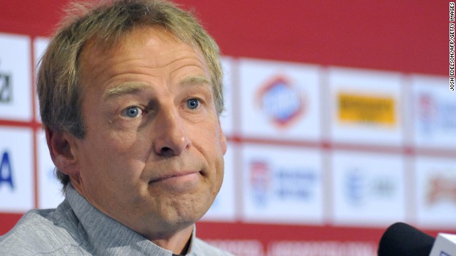 Klinsmann hasn't been given an easy ride by the U.S. media. A story last year citing unnamed people connected to the U.S. team came down harshly on the 49-year-old.