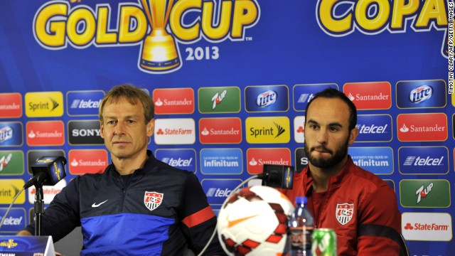 In his biggest call yet, Klinsmann omitted Landon Donovan from the U.S. 2014 World Cup squad.
