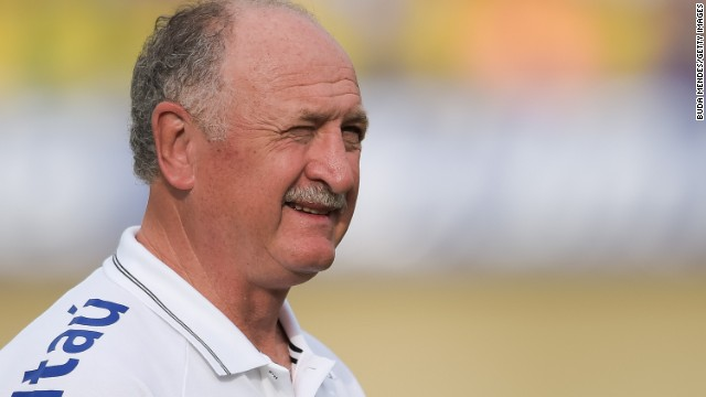 "Luis Felipe Scolari is hoping his Brazil team can live up to all that is expected of them during the tournament. He has no problem with his players having sex, as long as they don't try anything too ""acrobatic."""