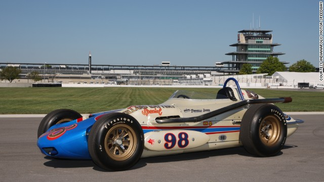Vintage Indy Race Cars 55
