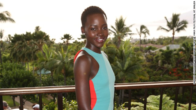 Lupita Nyong'o's latest cover, and other news to note
