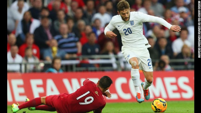 Adam Lallana (England): For the casual fan, the 26-year-old might not be among England's big names. Three years ago, he was playing in England's third division, and he hasn't scored in five caps. But he tallied 10 goals and six assists for an overachieving Southampton squad this season. As club captain, he's also displayed the leadership to complement his strong finishing, passing and tackling.