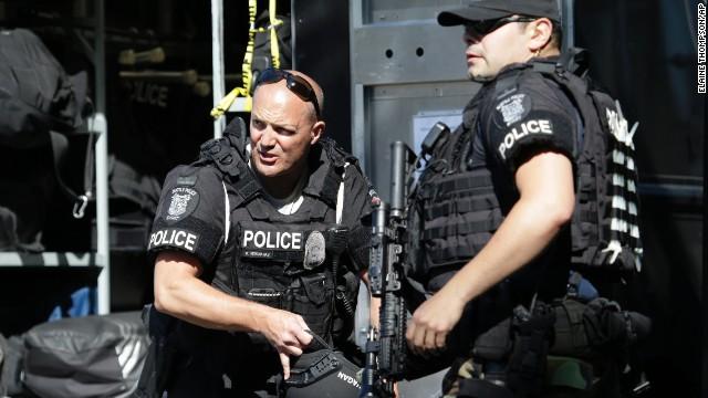 Capturan al joven que mató a tres policías en Canadá