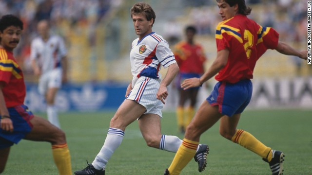 Susic knows all about playing at the World Cup. He represented Yugoslavia at the 1982 and 1990 tournaments, scoring the opening goal in the team's 4-1 win over United Arab Emirates 24 years ago.