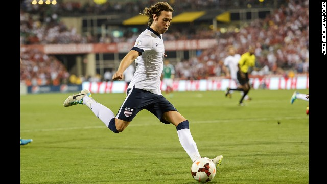 Mix Diskerud (USA): He says it's an honor to wear the No. 10 donned by Tab Ramos, Claudio Reyna and Landon Donovan. With the latter, Team America's top scorer, surprisingly omitted from the team, the USA will need goals. While the 23-year-old midfielder buried one in a recent Azerbaijan friendly, the burden can't fall wholly on him. Clever and quick, look for him to seek out the more goal-minded Clint Dempsey and Jozy Altidore.