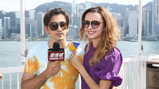 Their Hong Kong campaign is targeted at big-spending Russians, whose major travel season is winter. But this is not a full-time endeavor for the pair, who have to juggle the series around their day jobs.