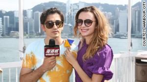 Osmann and Zakharova take their creativity to Hong Kong.