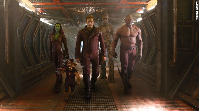 "Marvel's ""Guardians of the Galaxy"" was either going to be a complete disaster or a complete hit; lucky for us, it was the latter. Following the August 2014 release's insane run at the box office, Marvel is planning to deliver a second ""Guardians"" on May 5, 2017."