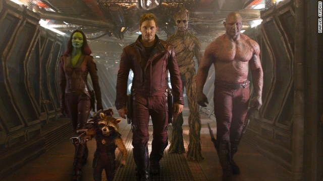 'Guardians' is summer's No. 1 film, and more news to note