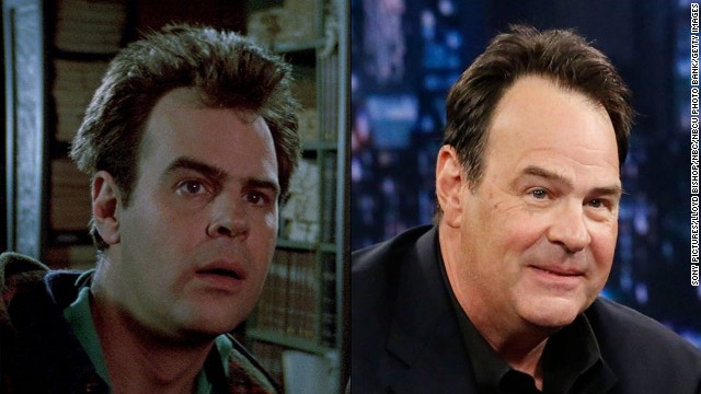"""Ghostbusters"" was the brainchild of ""Saturday Night Live"" vet Dan Aykroyd, who has a thing for ghosts. The writer/actor/producer, who played Dr. Raymond Stantz, most recently starred in the 2014 James Brown biopic, ""Get on Up."""