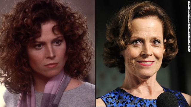 "No one could pull off being possessed while in full '80s glam like Sigourney Weaver. Her Dana Barrett was equal parts alluring and hilariously scary. These days, Weaver is devoting her talents to another huge franchise -- she's at work on the sequel to 2009's ""Avatar,"" due out in December 2016."