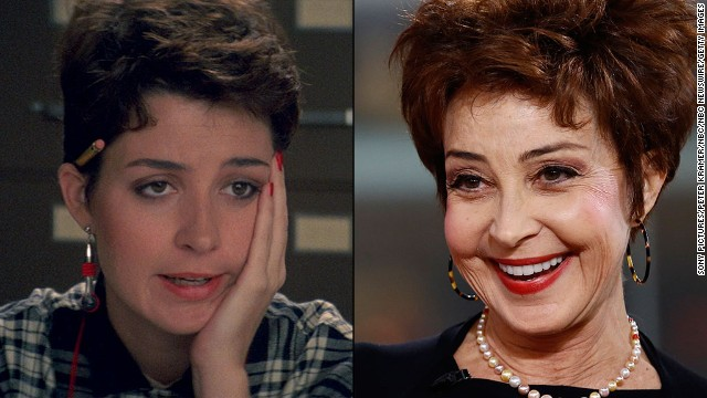 "Annie Potts' Janine Melnitz may not have fought the ghosts like her employers did, but the secretary was just as tough as the boys. There's much to recommend when Potts is around -- from ""Ghostbusters"" to ""Designing Women"" to ""Pretty In Pink."" In November 2014, she'll star in the comedy ""As Good As You."""