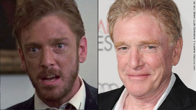 "William Atherton has a knack for playing annoying characters -- remember Richard Thornburg in ""Die Hard""? -- and he put his talents to good use in ""Ghostbusters"" as a skeptical government official who kept getting in the way of the team's work. This year, he'll appear in the second season of Syfy's ""Defiance."""