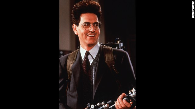 "Harold Ramis was at the heart of the success of ""Ghostbusters"" -- as both the co-writer and the lovable nerd Dr. Egon Spengler. <a href='http://www.cnn.com/2014/02/24/showbiz/movies/obit-harold-ramis/' target='_blank'>Ramis died in February 2014</a>, but the legacy of his work lives on: from ""Caddyshack"" to ""Stripes"" to Egon's perennial safety tip (""Don't cross the streams!"")."