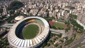 Maracana: Brazil's home of football