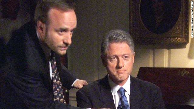 Bill Clinton's farewell speech advice from Paul Begala