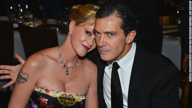 "Melanie Griffith and Antonio Banderas ""have thoughtfully and consensually"" brought an end to their 20-year marriage. The two actors released a statement announcing their breakup on June 6 after <a href='http://www.tmz.com/2014/06/06/melanie-griffith-antonio-banderas-divorce/' target='_blank'>reports indicated Griffith had filed for a divorce.</a>"